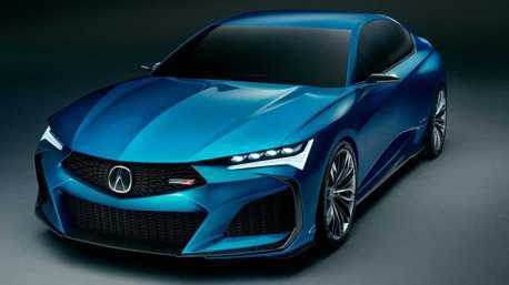 Acura Type S概念車出爐 下一代TLX會長這樣嗎?