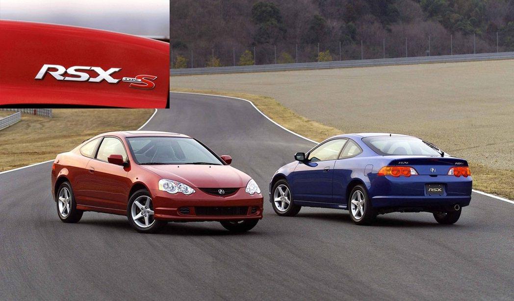 Acura RSX Type S。 摘自Acura