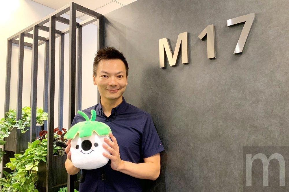 17 Media Japan營運長鄭希