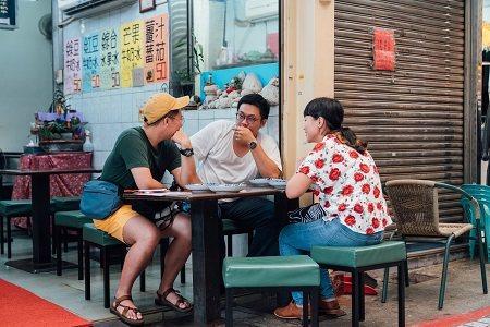 「華西街珍果」是50年來的老派浪漫、維繫感情的好去處。 (攝影/張國耀)