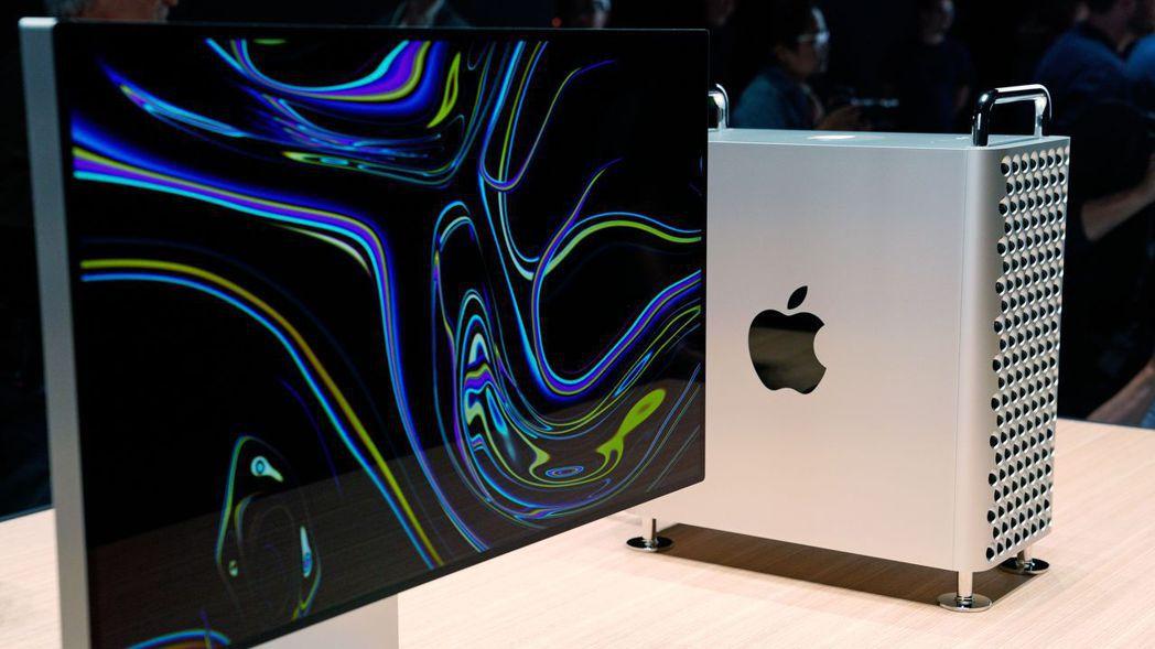 Mac 電腦不在關稅暫時豁免之列。 (路透)