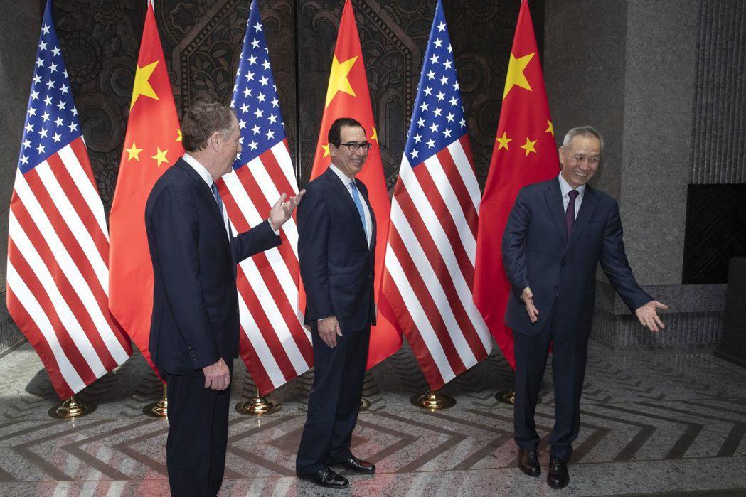 中國傳將按計畫9月赴美談判。路透