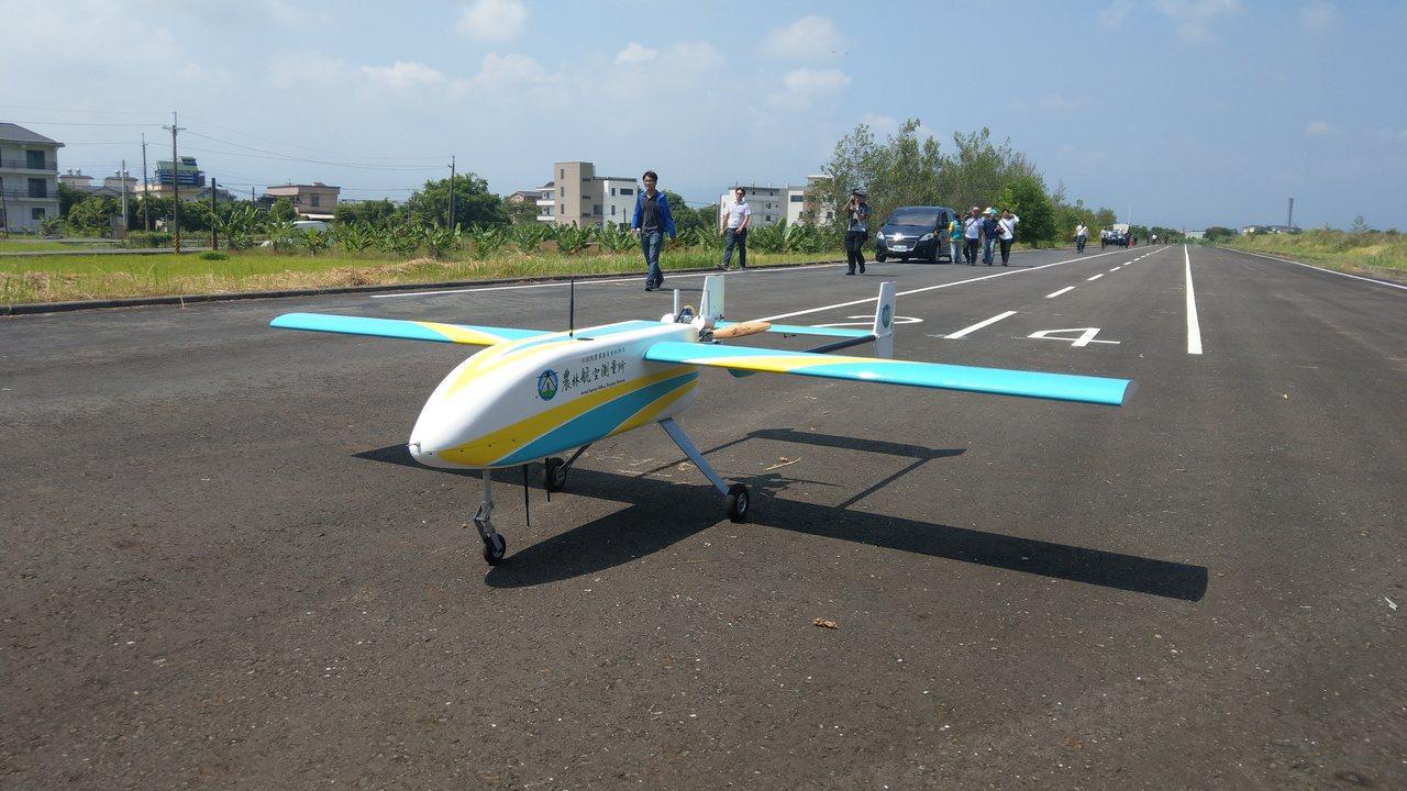 國立宜蘭大學啟用全國獨一無二的無人機優質培訓場,在這裡大型無人機可以自在飛翔,未...