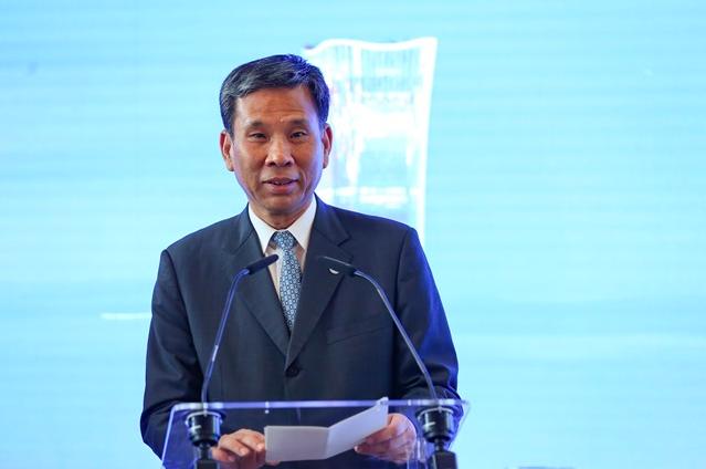 中共財政部長劉昆說,目前中國大陸地方政府債務風險總體可控。(新華社資料照片)