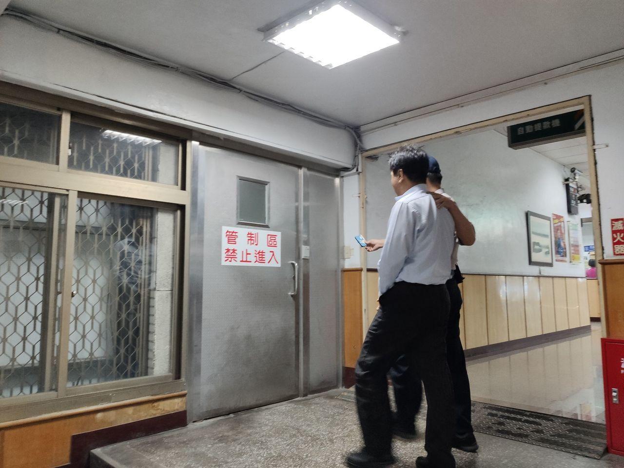 林文楨遭裁定收押禁見。圖/讀者提供