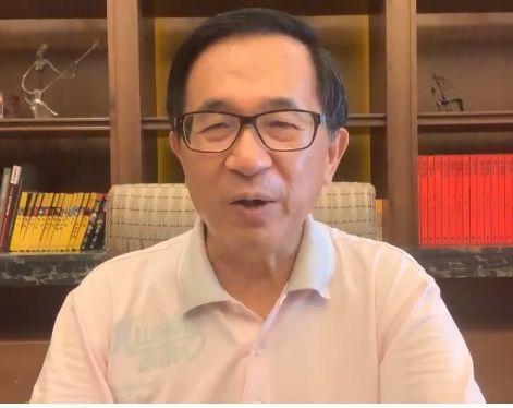 前總統陳水扁會不會18日會不會參加「一邊一國行動黨」成立大會,備受注目。圖/翻攝...
