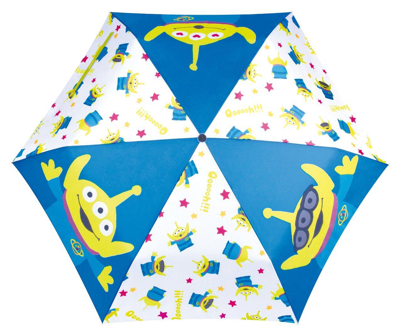 全家便利商店「玩心總動員」集點活動-玩具總動員系列摺疊傘三眼款,800點+249...