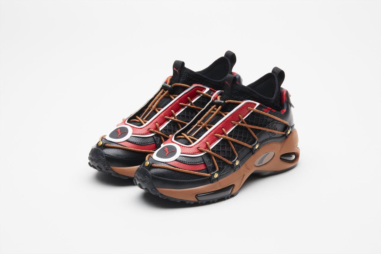 ONE PIECE X PUMA CELL ENDURA 聯名鞋款,售價4,98...