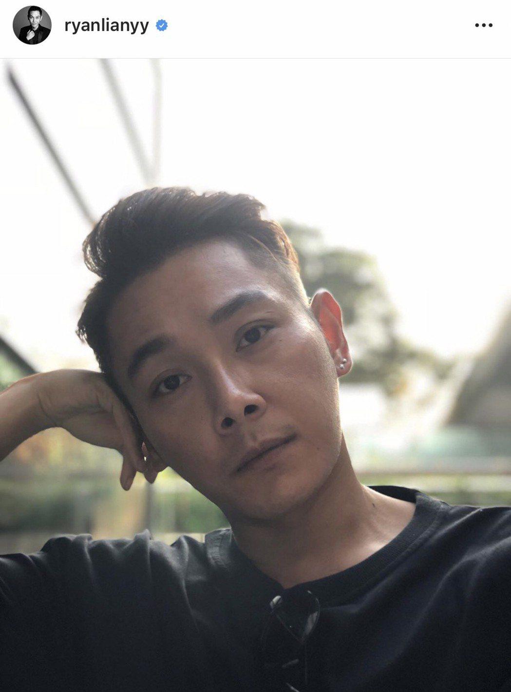 新加坡男星廖永誼。圖/翻攝自IG