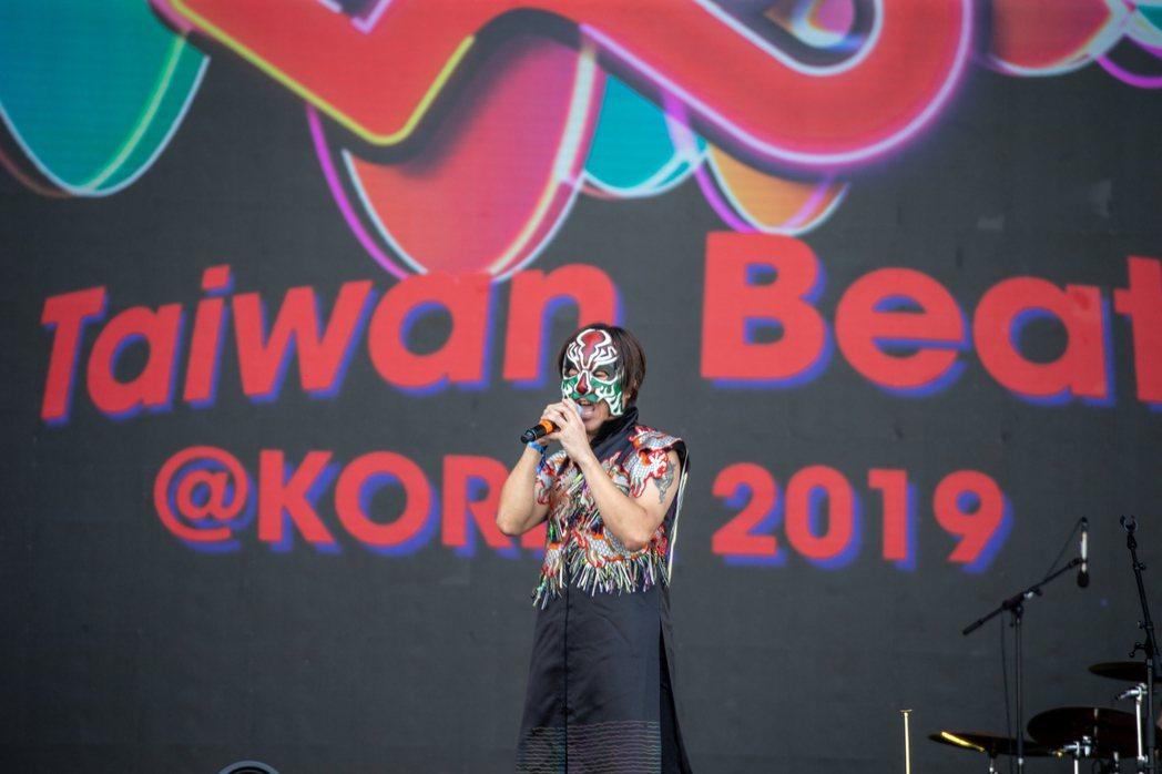 董事長樂團出征韓國仁川音樂節。圖/新視紀整合行銷提供