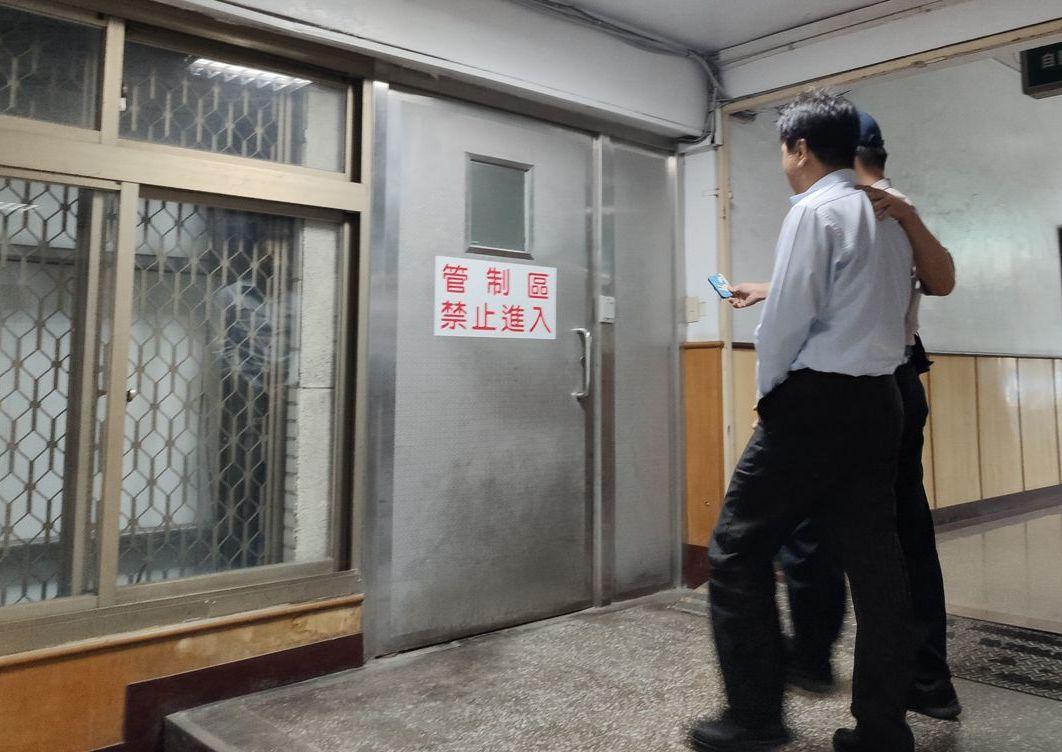 桃機工程處長林文楨被收押禁見。 圖/讀者提供