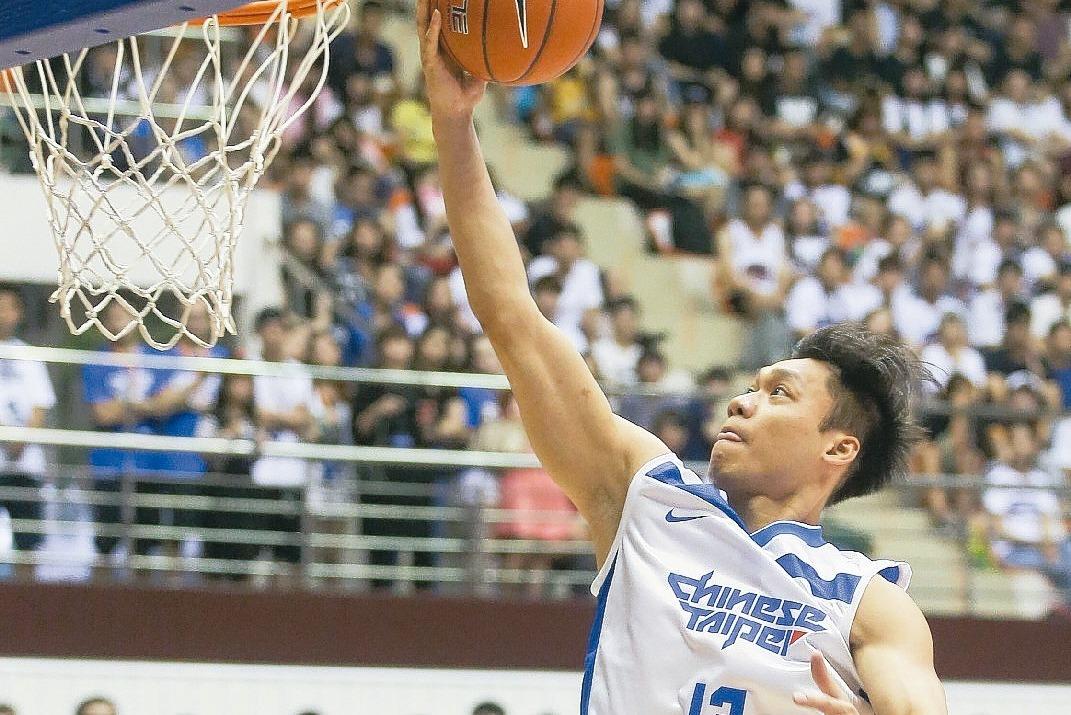 富邦總教練許晉哲則表示,簽下林志傑對於台灣籃球來說無疑是一劑強心針。 聯合報系資...