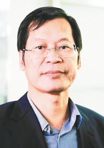藍天電腦董事長許崑泰 (本報系資料庫)