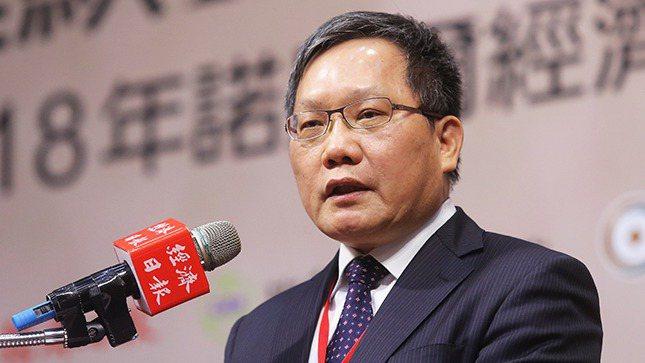 財政部長蘇建榮。 報系資料庫