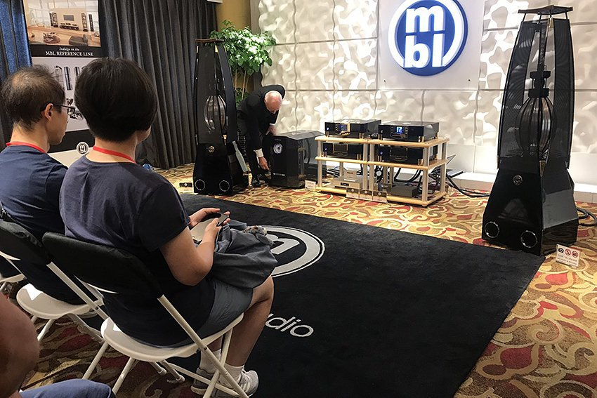台灣國際HI-END音響大展帶來高級音樂享受。 台灣音響發展協會/提供