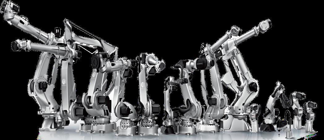 義大利柯馬機器人擁有最完整的產品組合,無論是四軸到六軸機器人,有效負載從3公斤到...