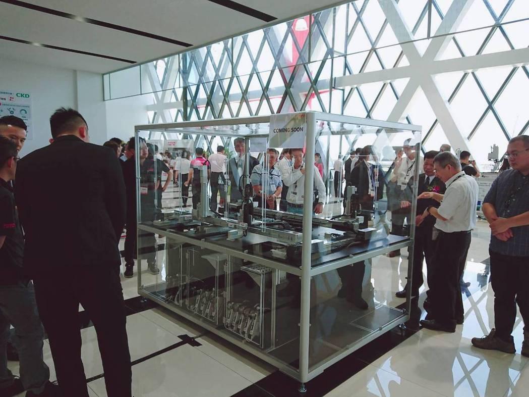 全自動化的USB組裝示範產線將於2019台北國際自動化工業大展亮相,讓您一目瞭然...