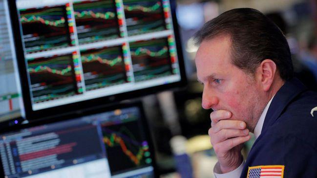 債市敲響警鐘,美股投資人也居高思危。路透