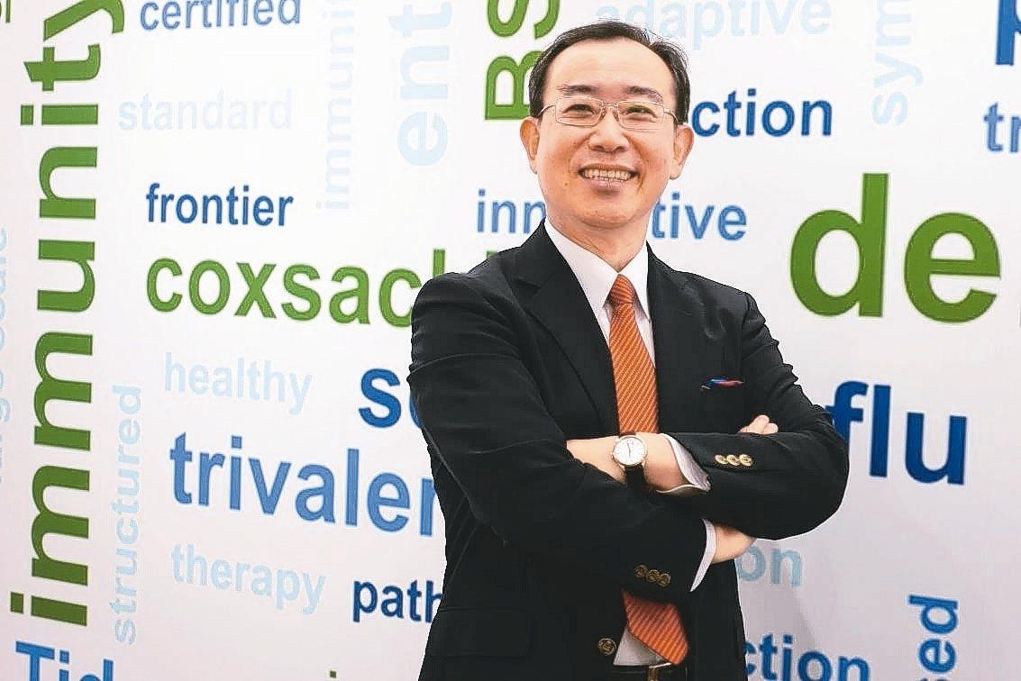 基亞董事長張世忠。 圖╱聯合報系資料照片