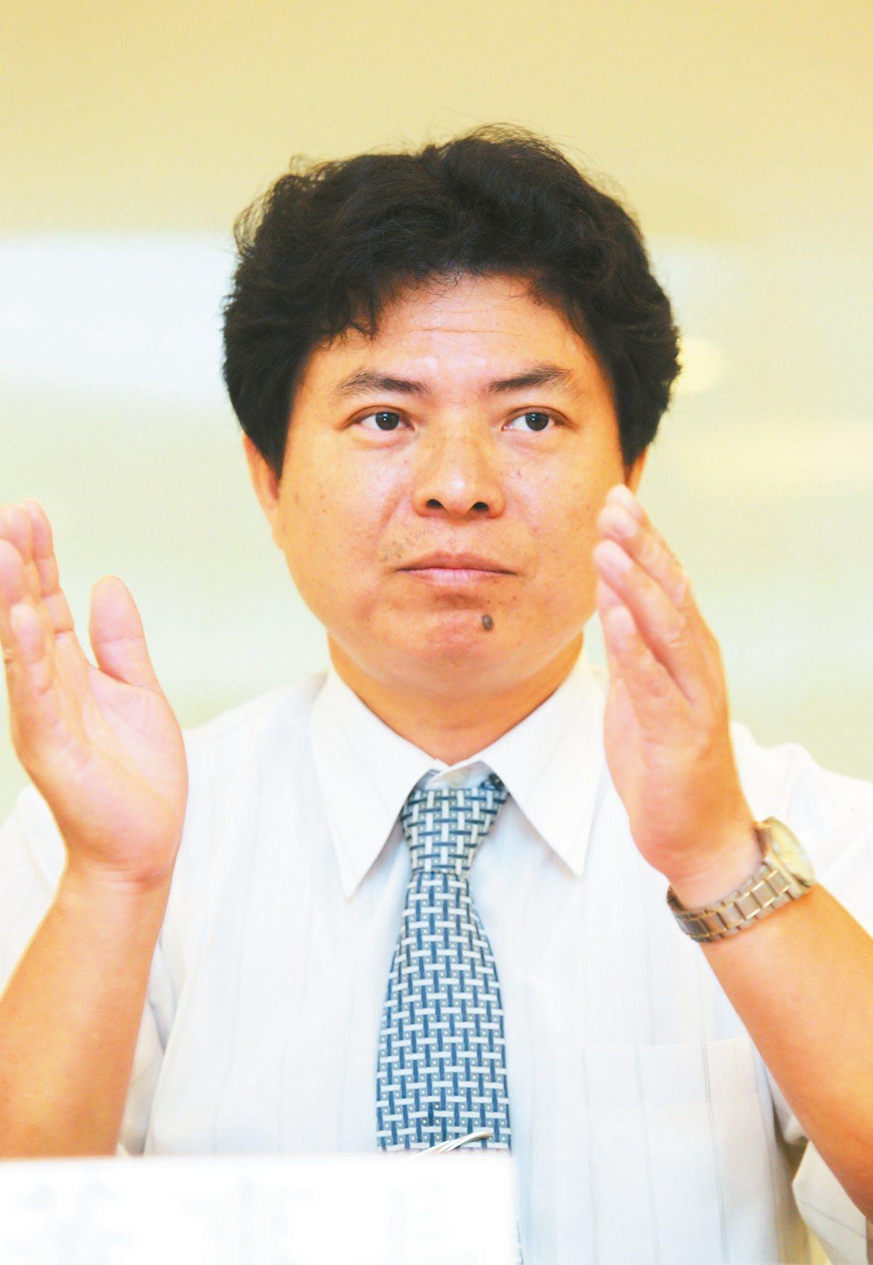嘉澤董事長朱德祥。 圖/聯合報系資料照片