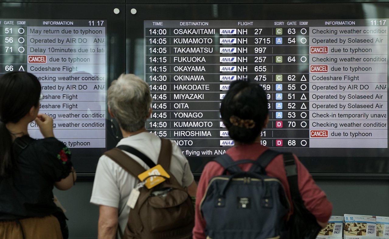 今年第10號颱風柯羅莎目前尚未登陸日本,但強風已在部分地區造成至少14人受傷,許...