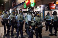 紐時:香港抗爭 挑戰習近平鐵腕政權