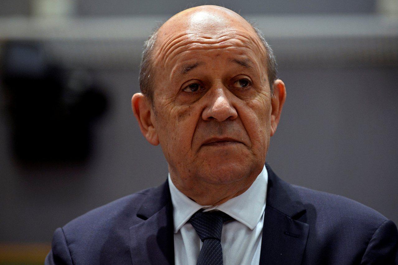 法國外交部長勒德里安14日晚間發布聲明,表達對香港情勢的關注。 路透
