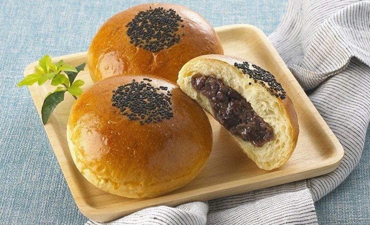 紅豆麵包。圖/業者提供