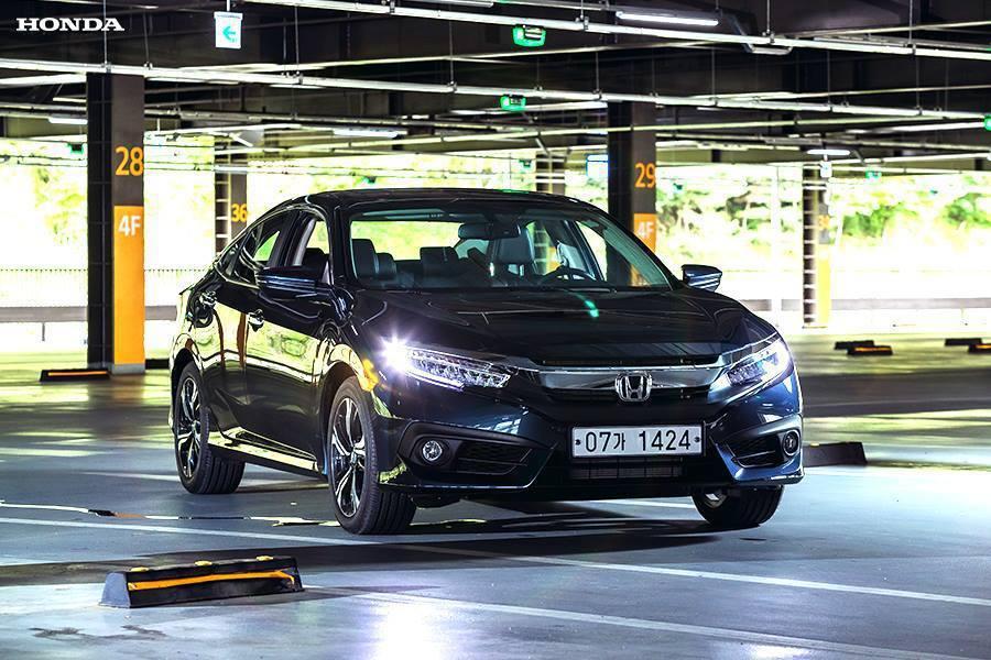 Honda Accord是目前Honda於韓國最熱賣的車款,五月份時還以706輛...