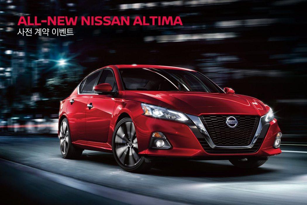 新世代Nissan Altima甫於7月16日在韓國上市,便立即受到這波日韓貿易...