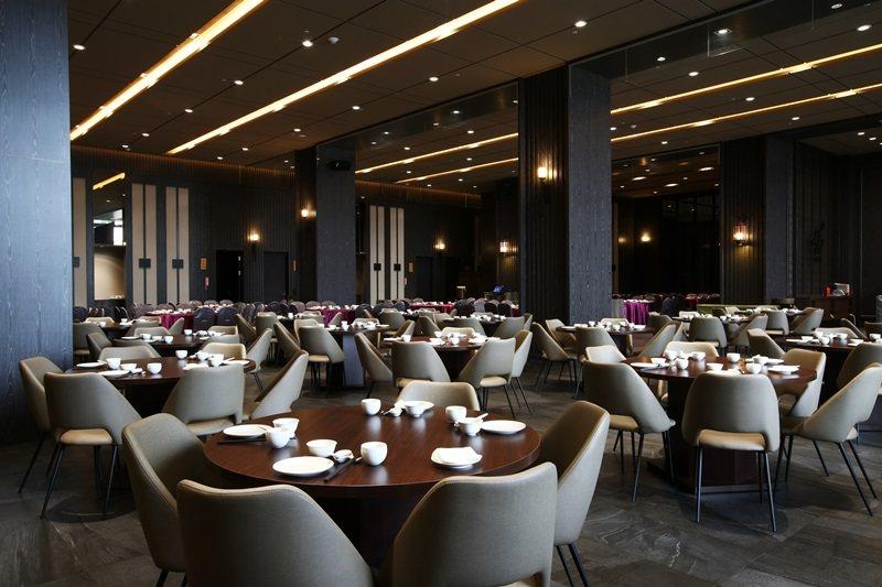港式飲茶中餐廳聚豐樓。