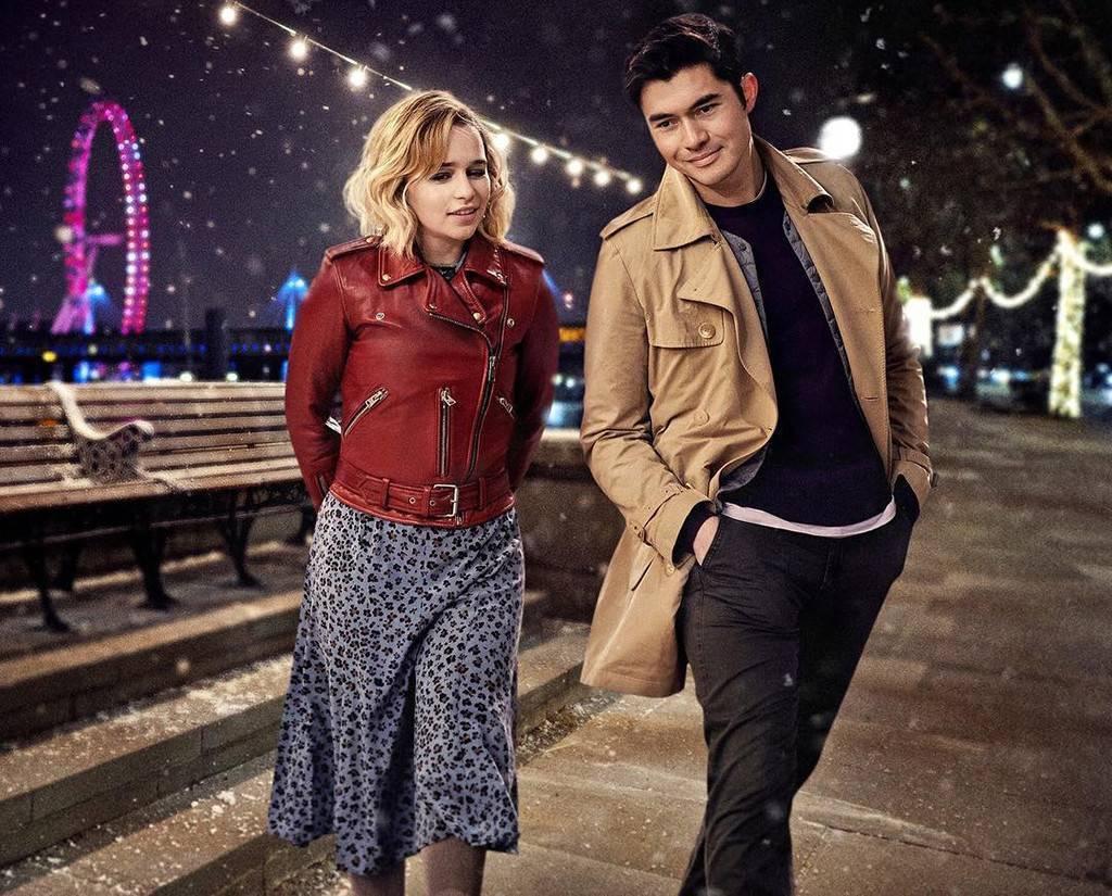 亨利高汀和艾蜜莉亞克拉克在最新浪漫電影被配成銀幕情侶。圖/摘自imdb