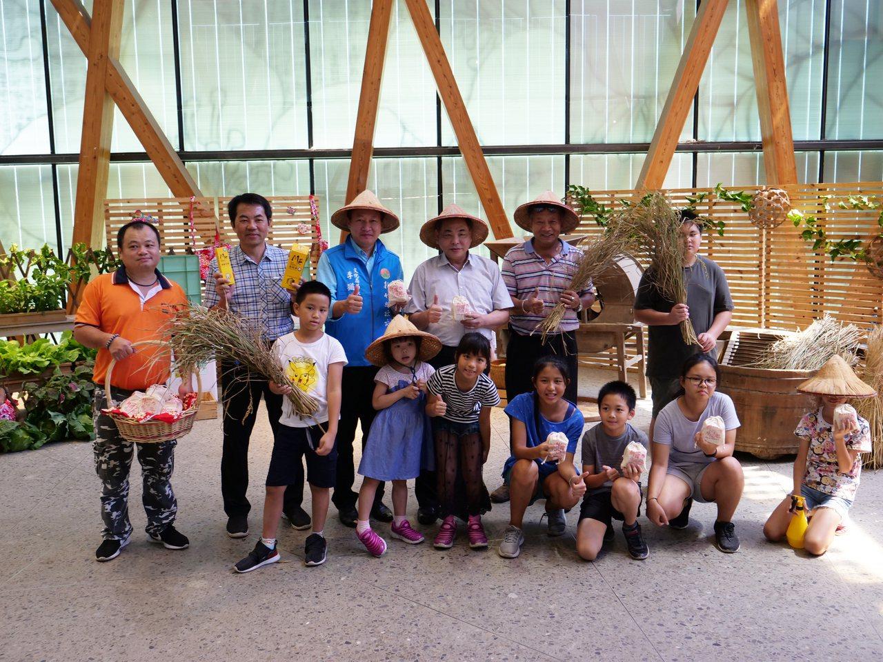 8月24日至11月9日推出四大主題活動,有節氣體驗、綠生活體驗、農事小學堂、秋收...