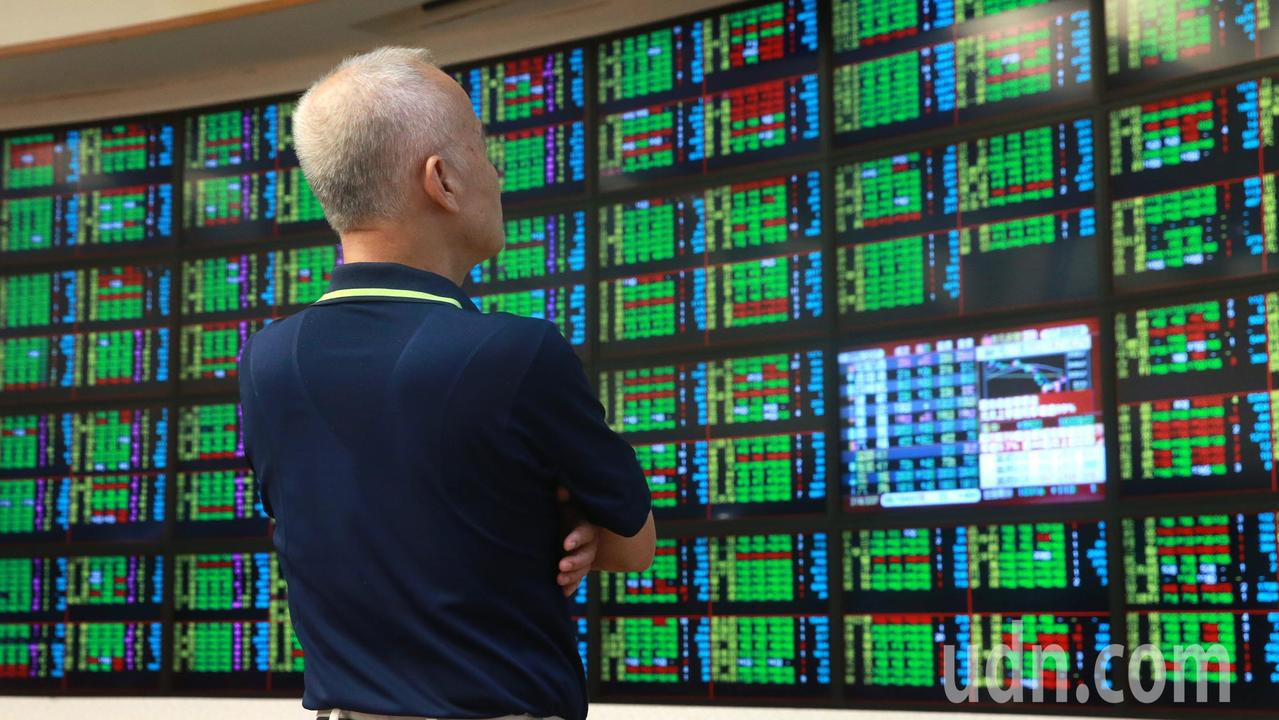 美中貿易戰進入白熱化,對於股市的衝擊不小。圖/聯合報系資料庫