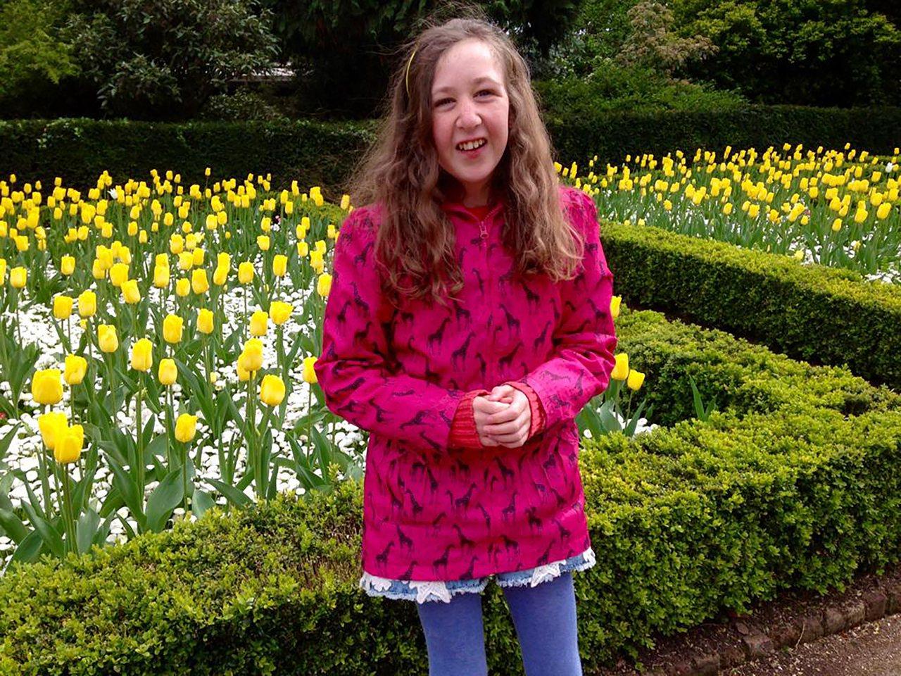愛爾蘭15歲少女諾拉艾妮蔻爾倫(Nora Anne Quoirin)8月初與家人...