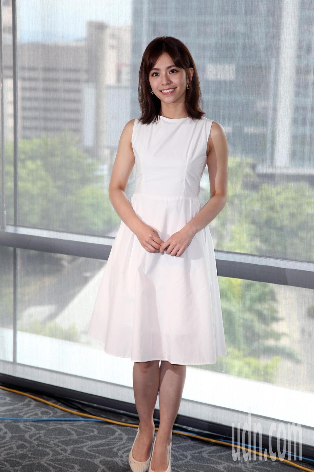 藝人宋芸樺出席永慶慈善基金會「人間公益影展」開幕記者會,擔任公益代言人。記者曾吉