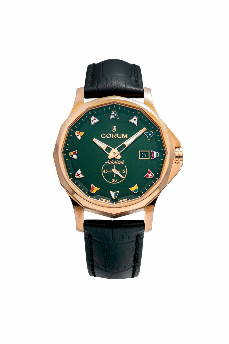 Admiral Legend 42 Bronze海軍上將系列42毫米青銅腕表,1...