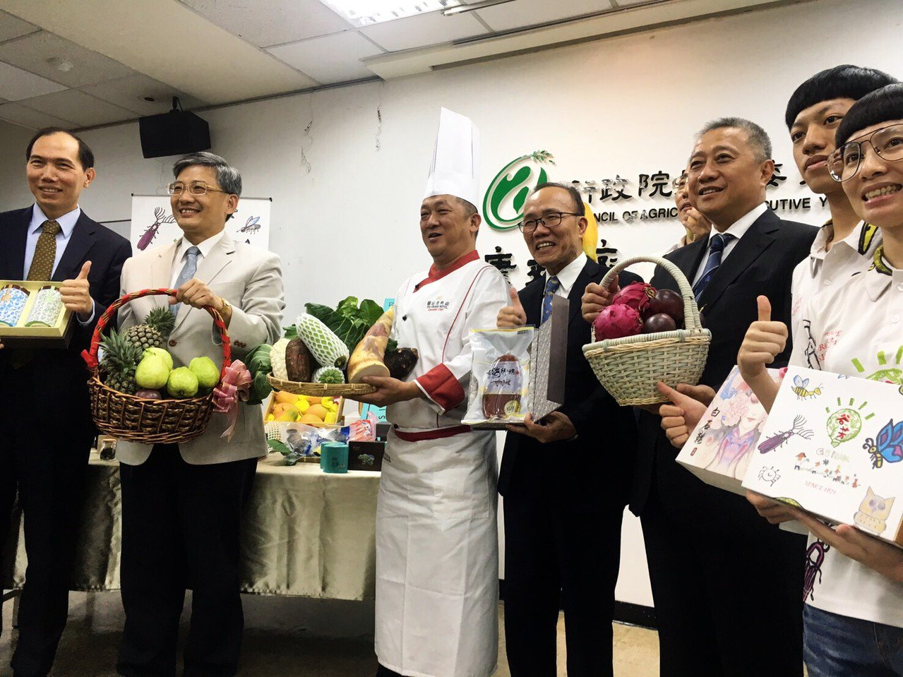 農委會將帶台灣出口業者、農民到俄羅斯談訂單。記者吳姿賢/攝影