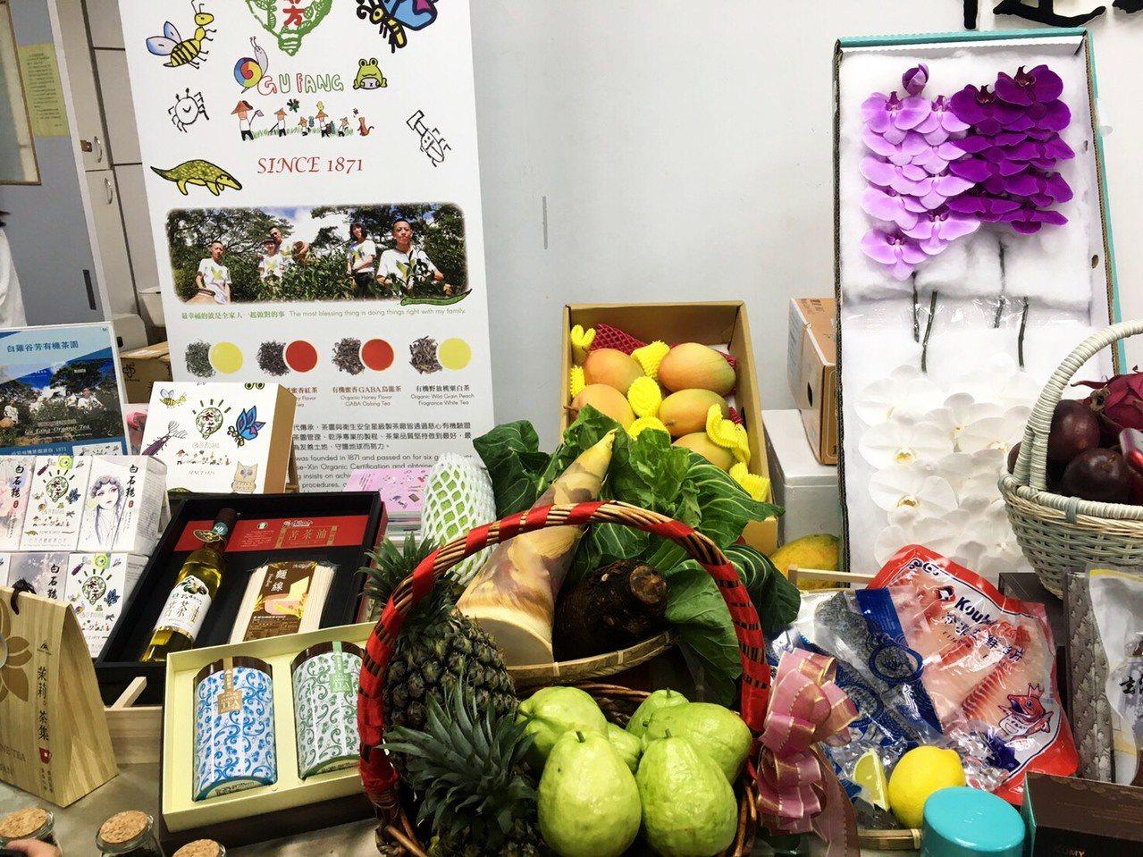 台灣蔬果甜度高、品質好,受到俄羅斯人喜愛。記者吳姿賢/攝影