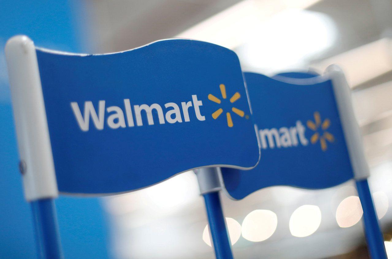 沃爾瑪上季美國同店銷售優於預期。路透