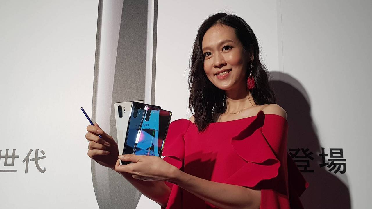 三星旗艦新機Galaxy Note 系列首度以6.3 吋 Note10 與 6....