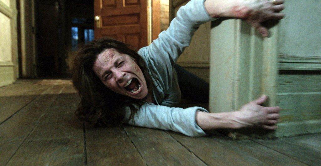 「厲陰宅」被認為是「大法師」之後關於驅魔的最恐怖之作。圖/華納提供