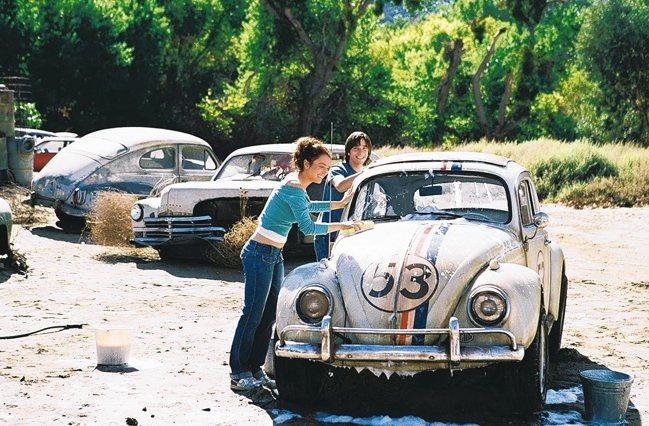 《金龜車賀比》系列是全球金龜迷最愛的電影。 圖/博偉電影提供