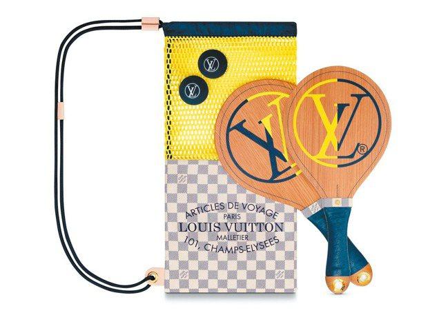 路易威登沙灘球拍,89,500元。 圖/LV提供