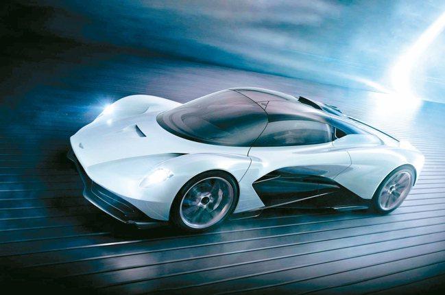 Aston Martin Valhalla全球限量500台,就算要到2021年底...