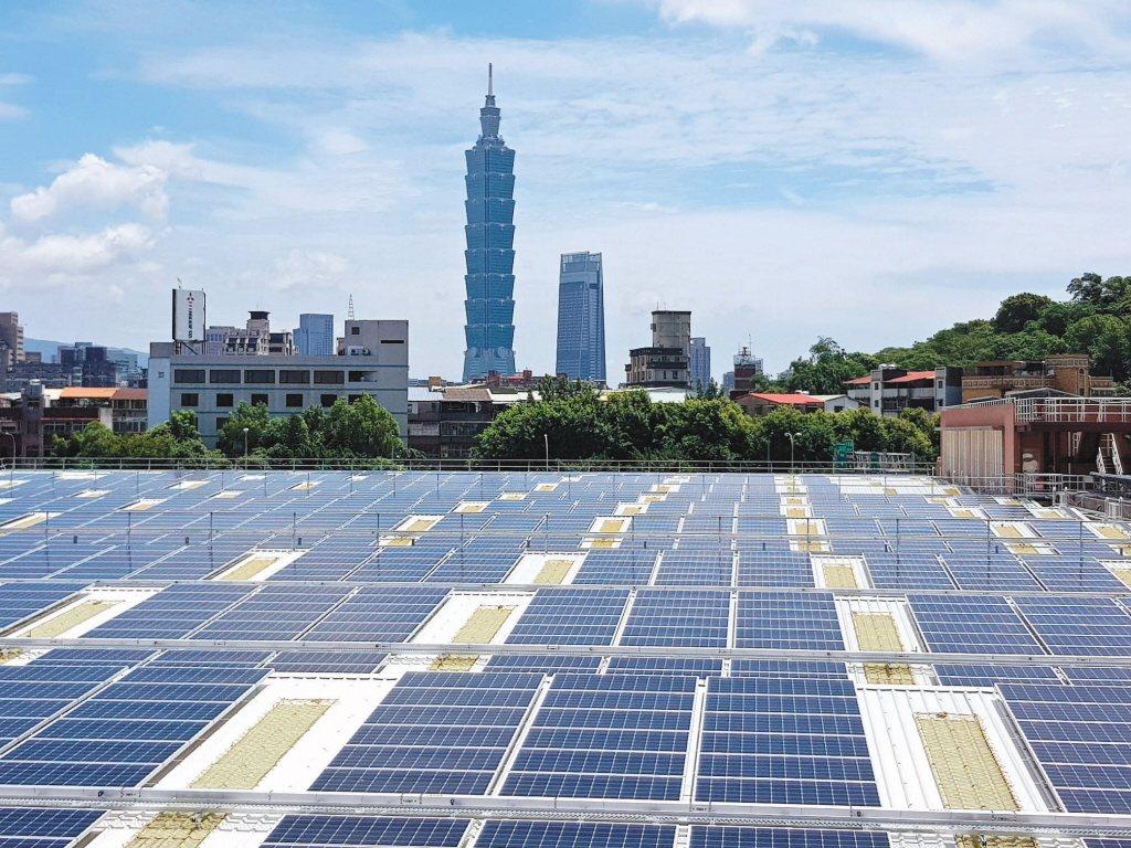 市調機構集邦科技預期,太陽能產業景氣翻揚時間即將來臨。示意圖/聯合報系資料照