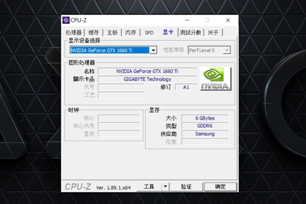 NVIDIA GeForce GTX 1660 Ti 6GB GDDR6顯卡,另...