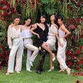 LV最愛的暗黑系韓模崔素拉結婚了!新人一身黑、賓客一身白超顛覆傳統