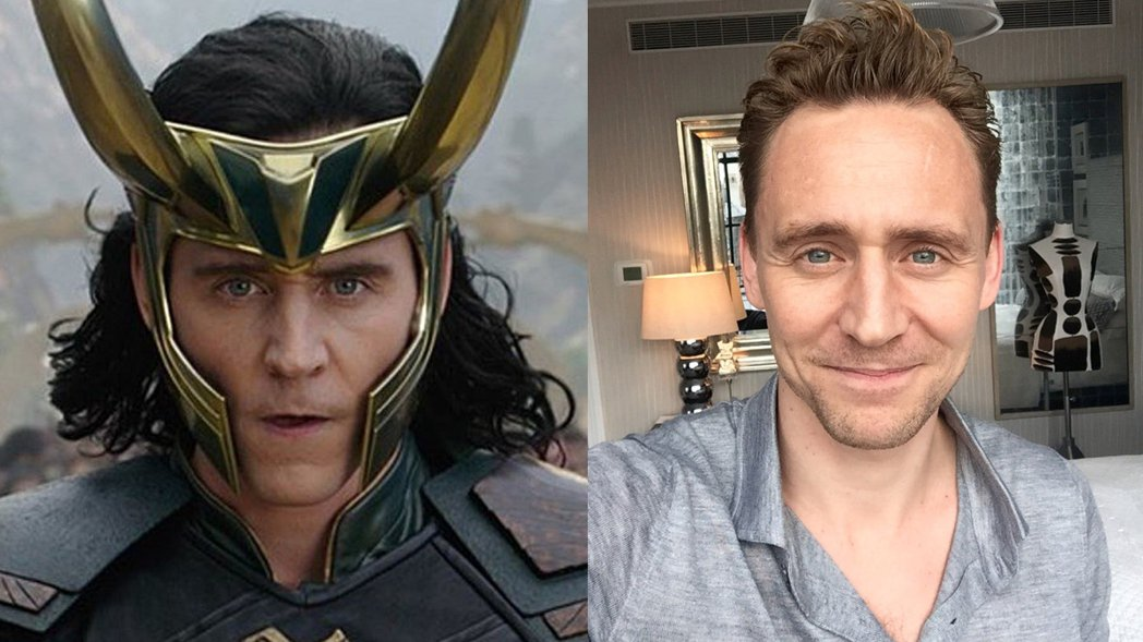圖/擷自Tom Hiddleston推特