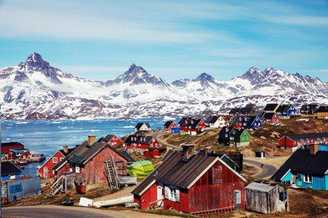 「美國很有興趣,想買下丹麥的格陵蘭島...」16日 #Greenland 登上了...